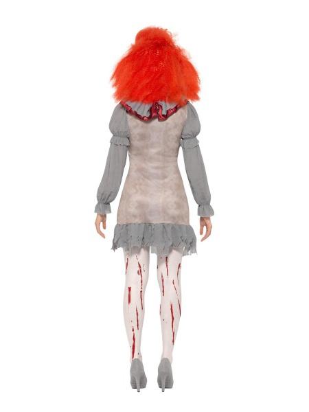 a33d3801045d Horrorový retro kostým klaunice - Ptákoviny Karneval