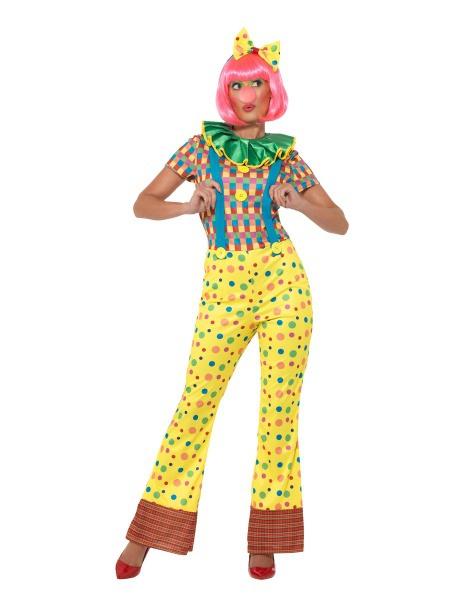 d800a9772171 Retro klaunský kostým - Ptákoviny Karneval