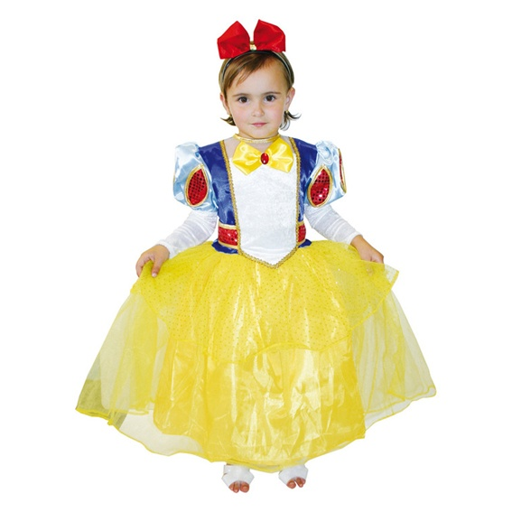 45eb6a912 Dětský kostým Sněhurka - Ptákoviny Karneval