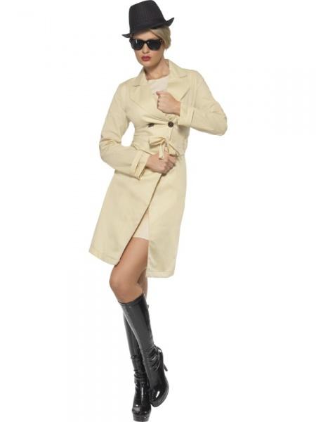 Kostým Rafinovaný plášť - Ptákoviny Karneval cd53e9ff3a3
