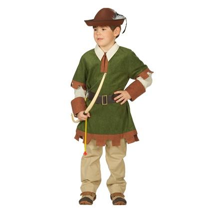 312e538d4d55 Dětský kostým Robina Hooda. Úvod   Dětské karnevalové kostýmy   ...