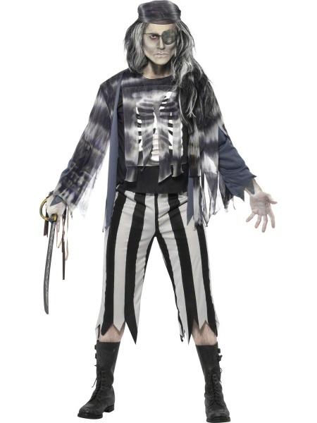 Kostým Mrtvý Pirát - loď duchů - Ptákoviny Karneval 1c2cb5a78a4