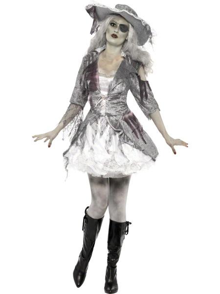 Kostým Mrtvá Pirátka - loď duchů - Ptákoviny Karneval ed0732b2e69