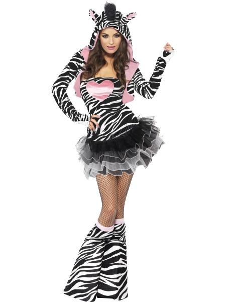 ac954981b5c9 Kostým Sexy zebra - Ptákoviny Karneval