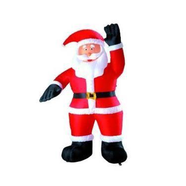 d6b201276 Obří nafukovací Santa. Úvod > Karnevalové kostýmy > Vánoční ...